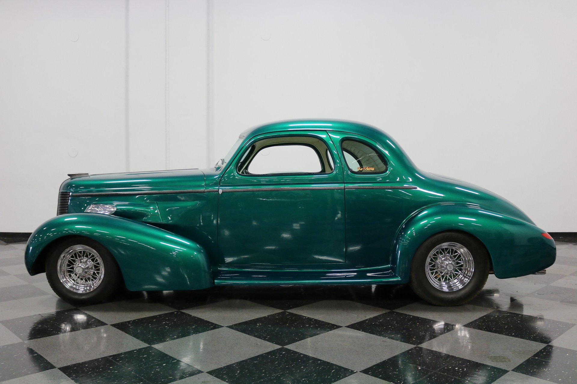 1937 buick coupe