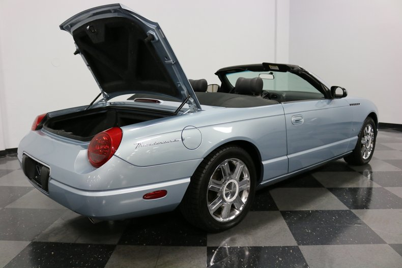 2004 Ford Thunderbird 50