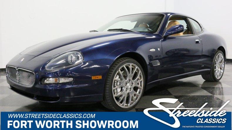 For Sale: 2006 Maserati Coupe