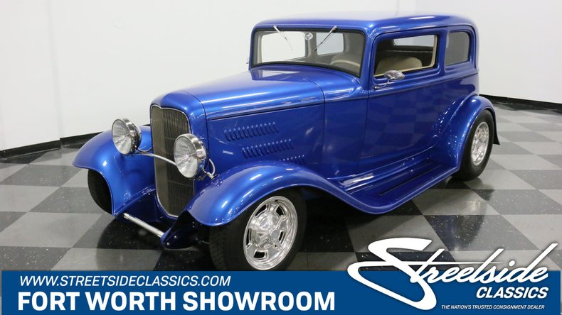 For Sale: 1932 Ford Victoria