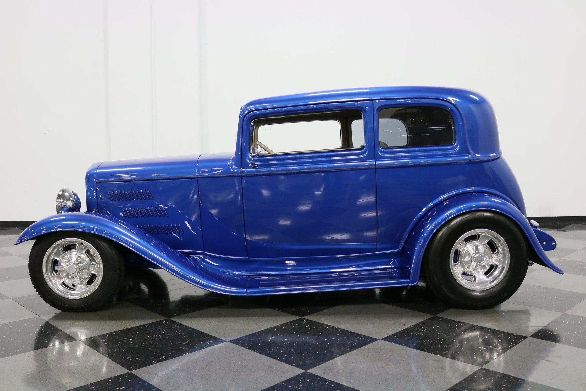 1932 ford victoria streetrod