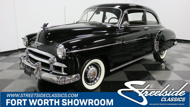 For Sale: 1950 Chevrolet Deluxe