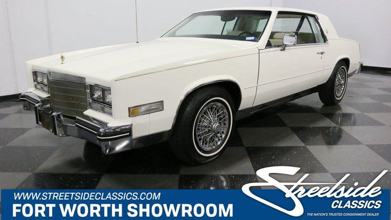 For Sale: 1985 Cadillac Eldorado