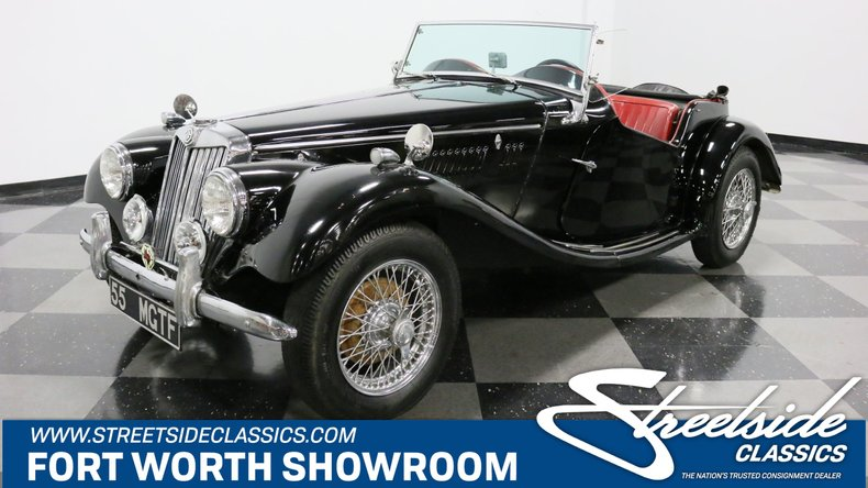 For Sale: 1955 MG TF