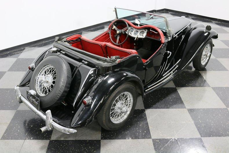 1955 MG TF 34