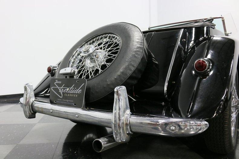 1955 MG TF 36
