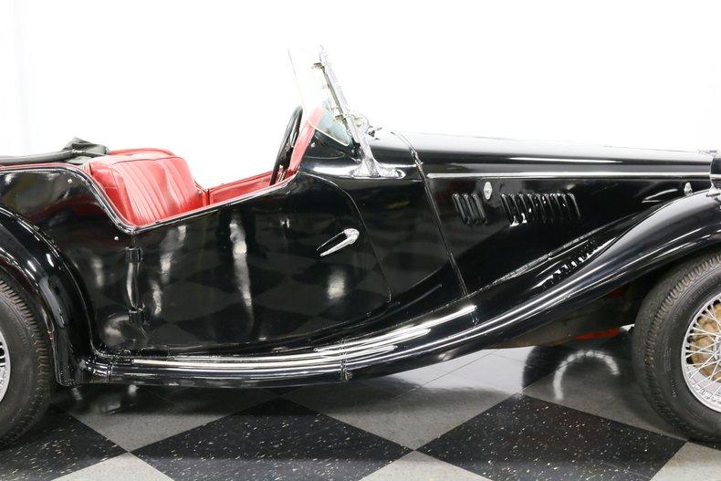 1955 MG TF 40