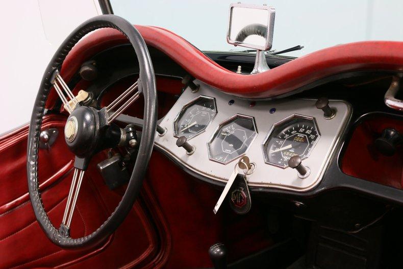 1955 MG TF 57