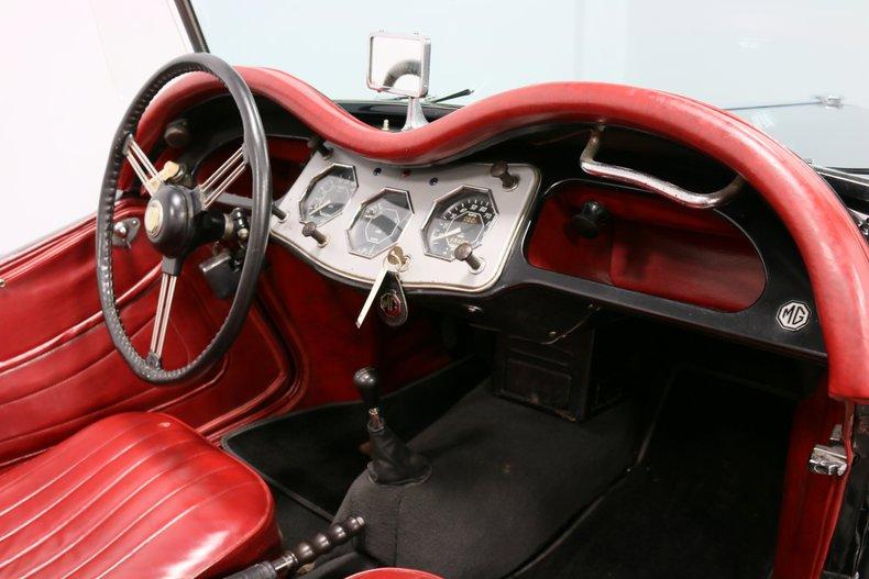 1955 MG TF 58