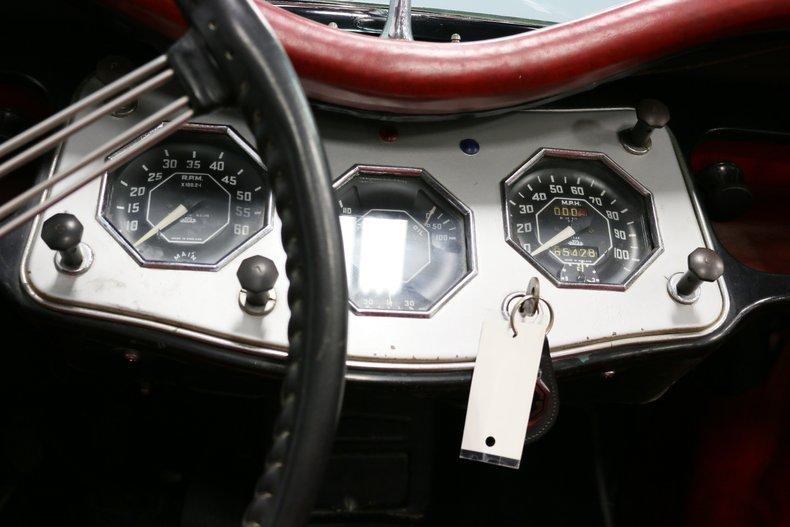 1955 MG TF 50