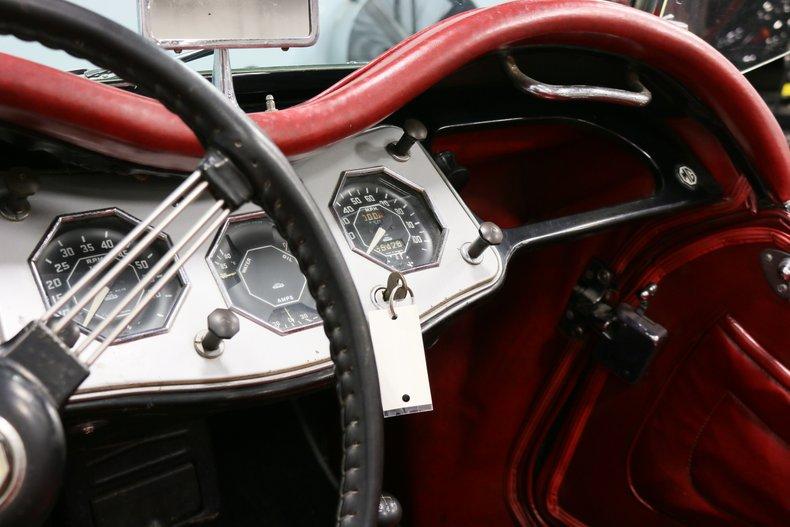1955 MG TF 52