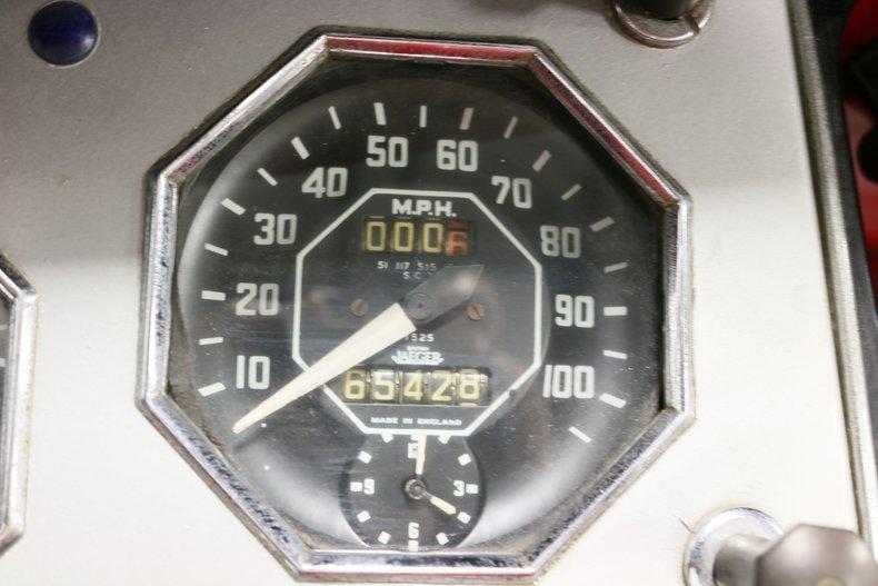1955 MG TF 51