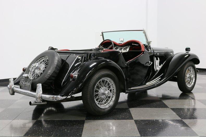 1955 MG TF 13
