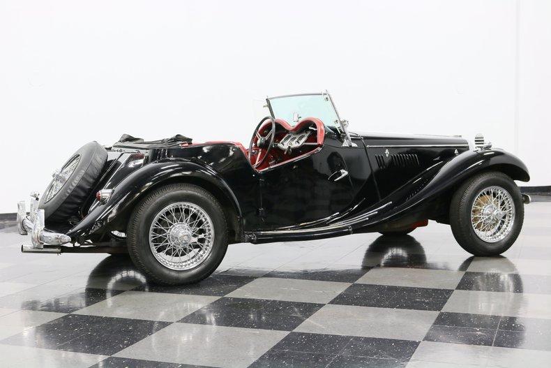 1955 MG TF 14