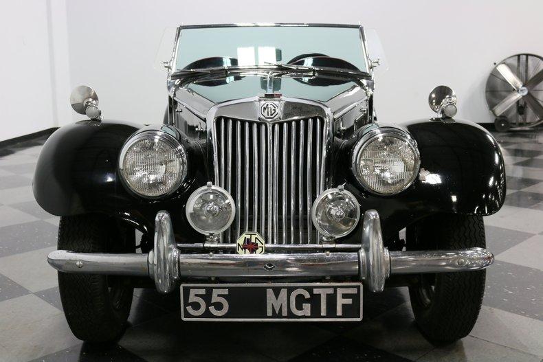 1955 MG TF 19
