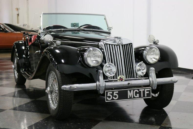 1955 MG TF 18