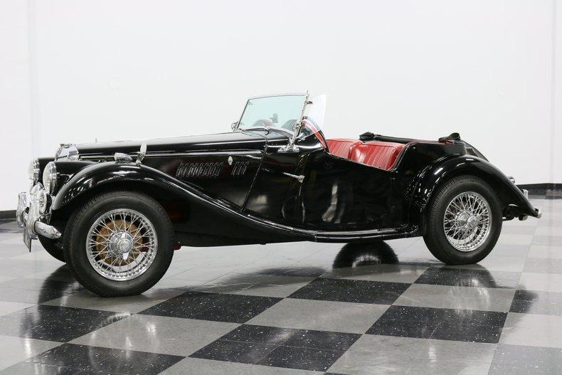 1955 MG TF 6