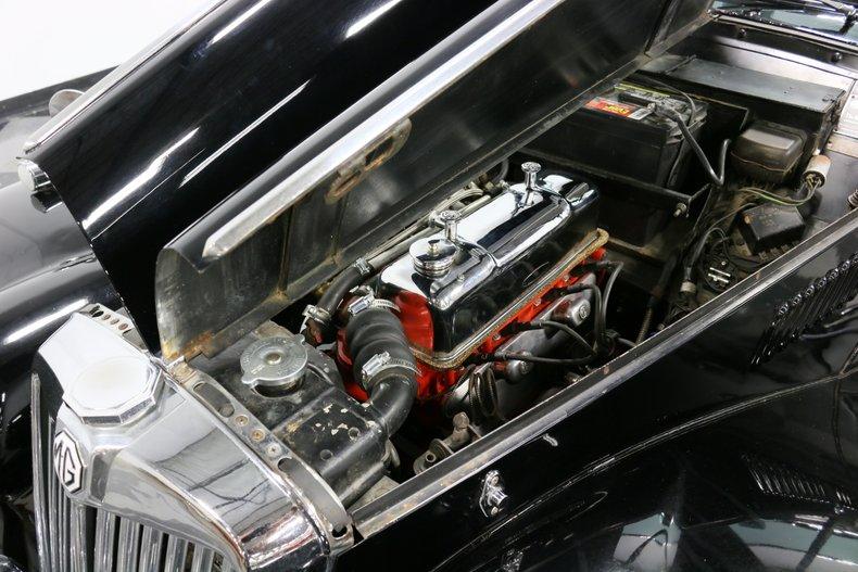 1955 MG TF 45