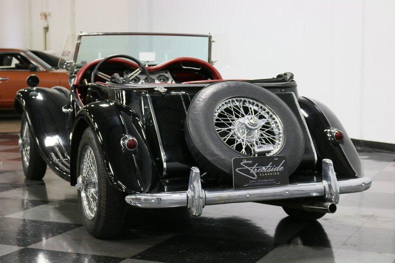 1955 MG TF 10