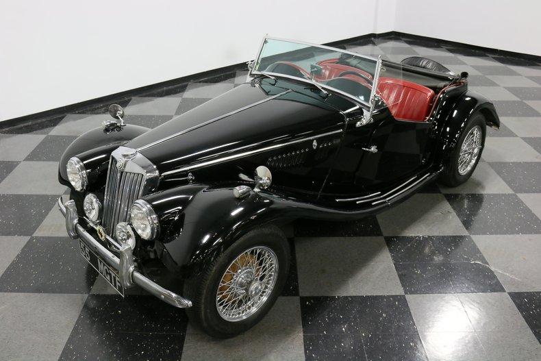 1955 MG TF 21