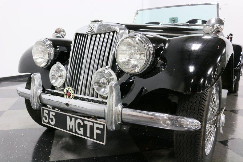 1955 MG TF 27
