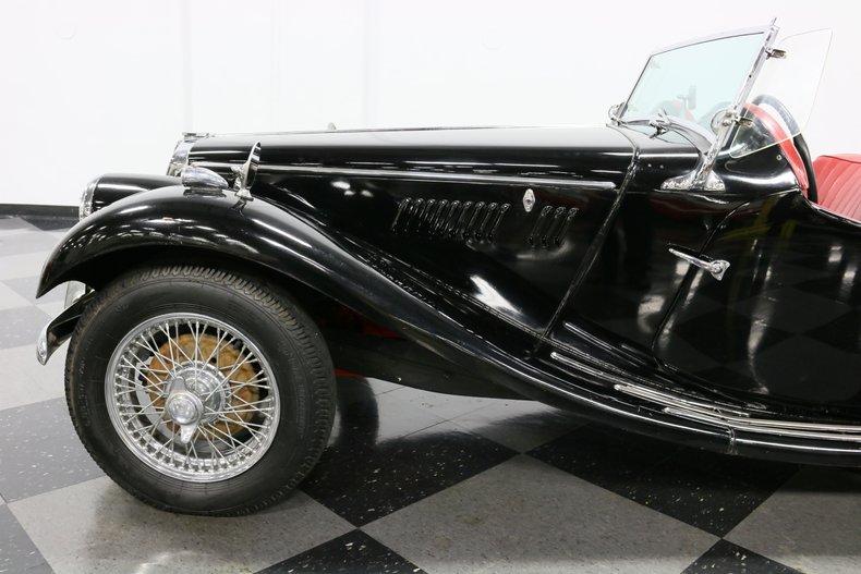 1955 MG TF 30