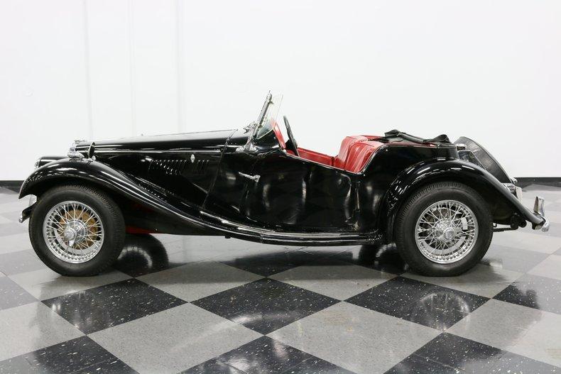 1955 MG TF 2