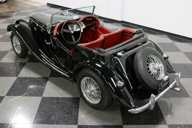 1955 MG TF 71