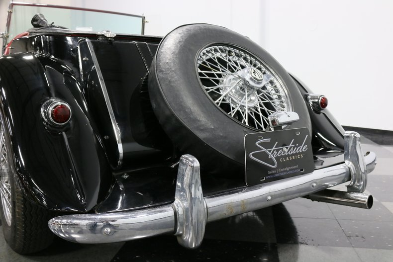 1955 MG TF 69