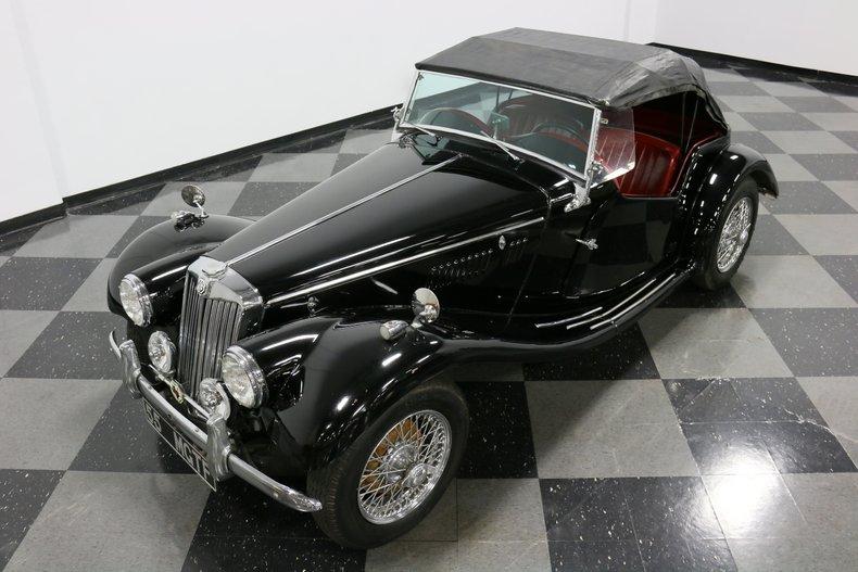 1955 MG TF 22