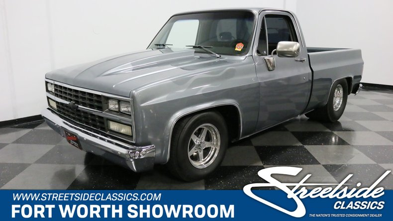 For Sale: 1980 Chevrolet C10