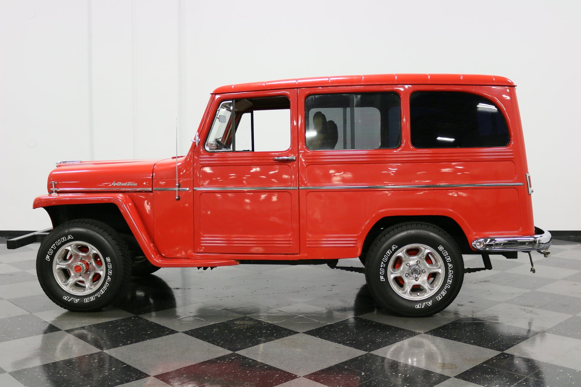 1960 Willys Utility Wagon Classic Cars For Sale Streetside Classics The Nation S 1 Consignment Dealer