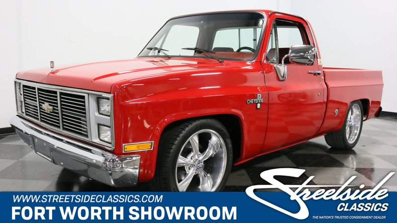 For Sale: 1988 Chevrolet C10