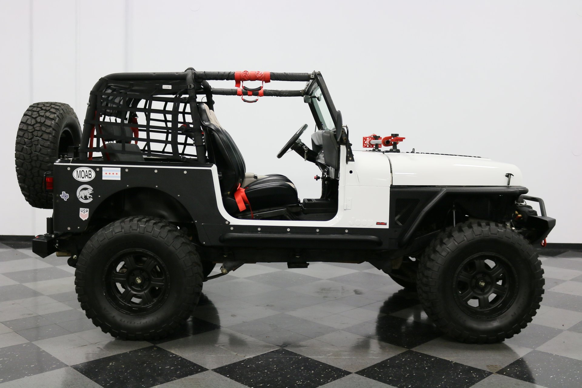1990 Jeep Wrangler | Streetside Classics - The Nation's