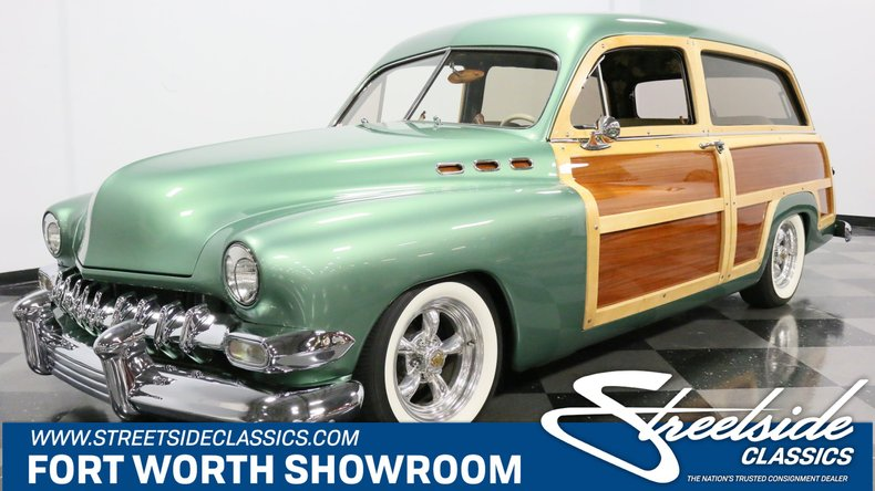 For Sale: 1951 Mercury Woody