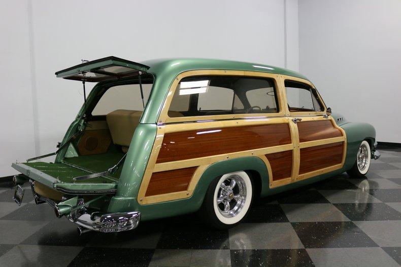 1951 Mercury Woody 42