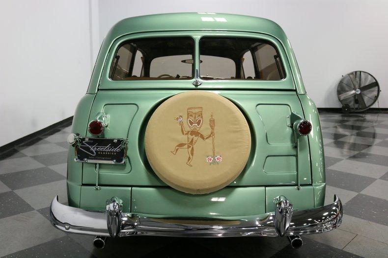 1951 Mercury Woody 78