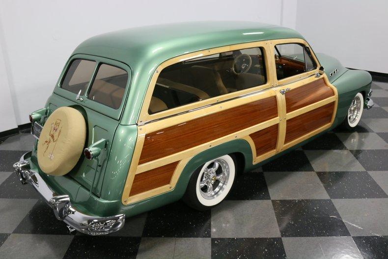 1951 Mercury Woody 30