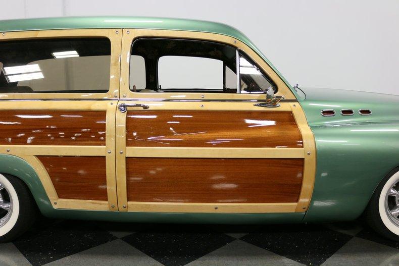 1951 Mercury Woody 36