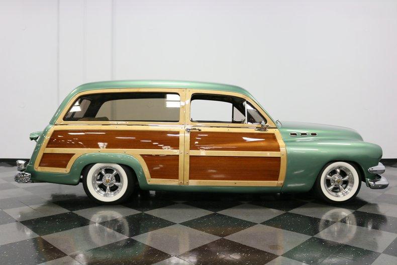 1951 Mercury Woody 34