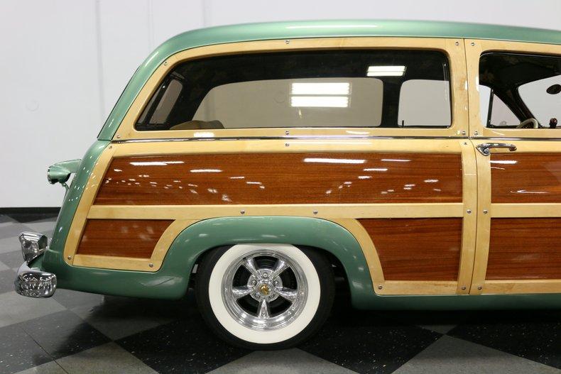 1951 Mercury Woody 35