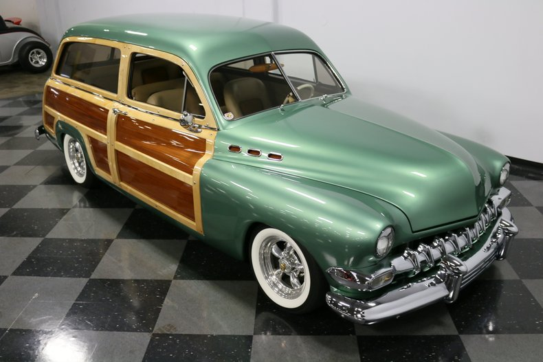 1951 Mercury Woody 76