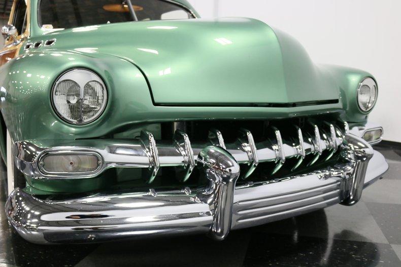 1951 Mercury Woody 74