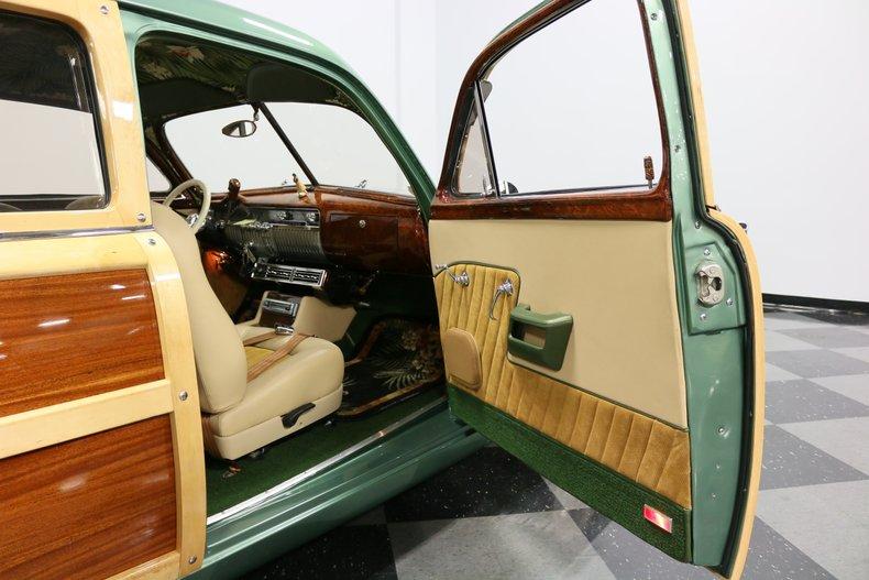 1951 Mercury Woody 65