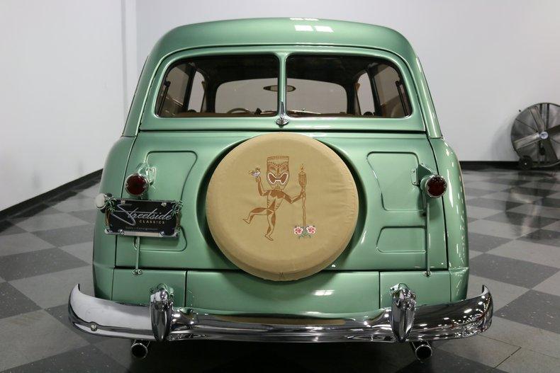 1951 Mercury Woody 11