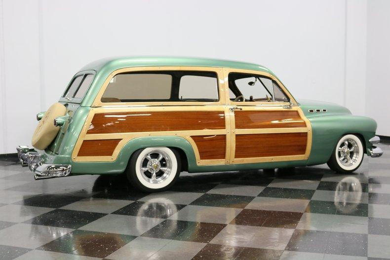 1951 Mercury Woody 14