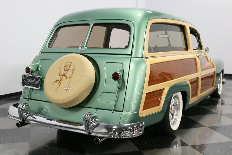 1951 Mercury Woody 12