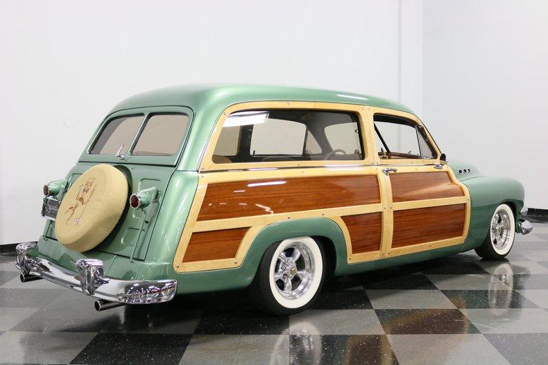 1951 Mercury Woody 13
