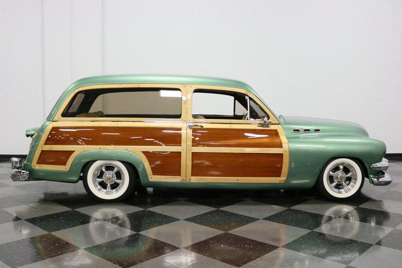 1951 Mercury Woody 15