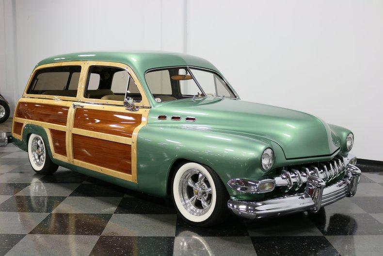 1951 Mercury Woody 17